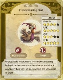 atelier ryza 2 monsters overwhelming bird