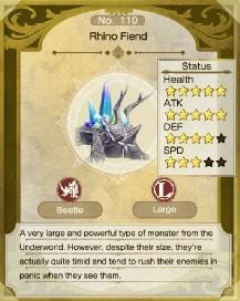 atelier ryza 2 rhino fiend