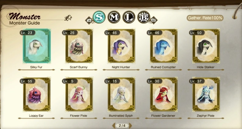 small atelier ryza 2 monsters page 2