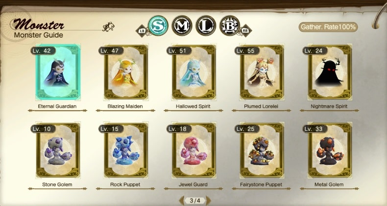 small atelier ryza 2 monsters page 3