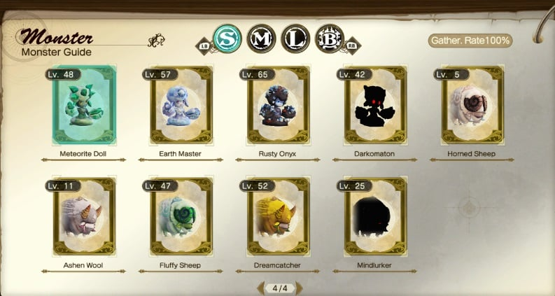 small atelier ryza 2 monsters page 4