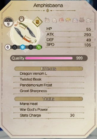 atelier ryza 2 best weapons tao best weapon amphisbaena