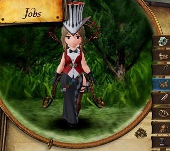bravely default 2 best jobs gambler