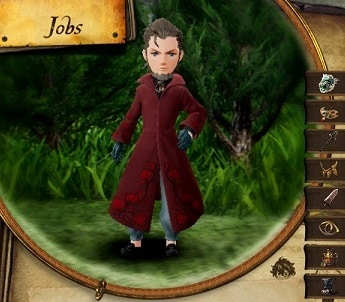 bravely default 2 red mage