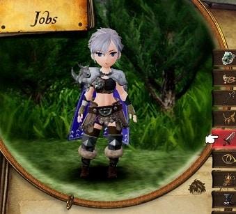 bravely default 2 best jobs swordmaster