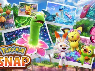 new pokemon snap