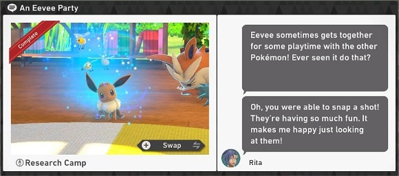 pokemonsnapresearchlab3 FULL Pokemon Snap Research Camp Requests Guide