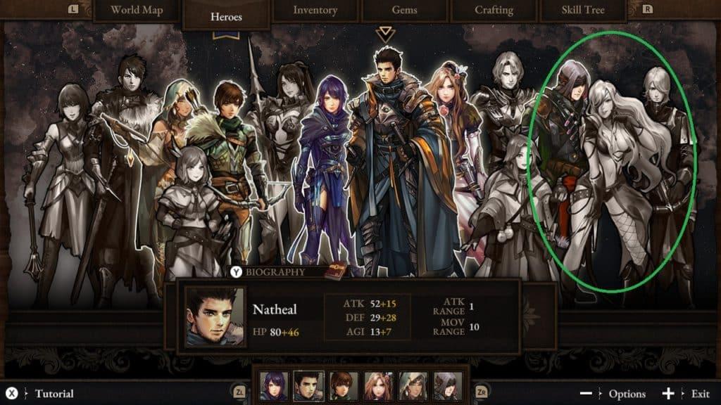 rise eterna hidden characters