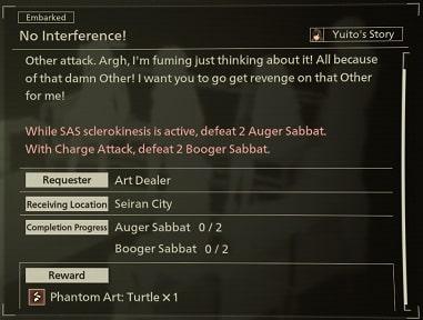 scarlet nexus best weapons gemma no interference