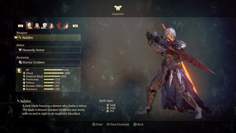 talesofarisealphenbestweapon Tales of Arise Best Weapons for Every Character