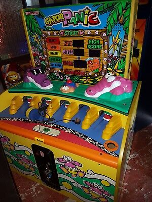 Gator Panic ARCADE Machine FULL Tales of Arise Artifacts Guide