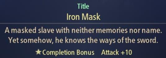 tales of arise alphen skills iron mask