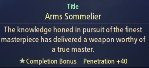 tales of arise alphen skills arms sommelier