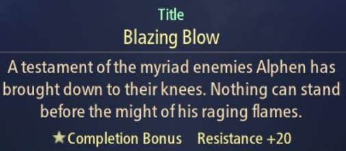 tales of arise alphen skills blazing blow